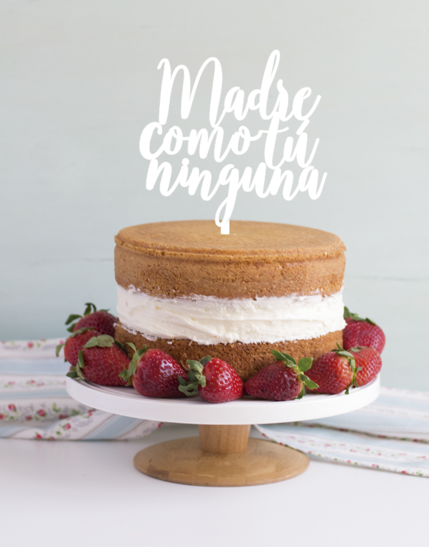 madre-como-tu-ninguna-cake-topper