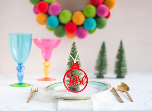 Adorno Navidad Personalizado con el nombre, descubre los adornos de Navidad más originales para regalar, ¡consíguelos en nuestra tienda online ahora!