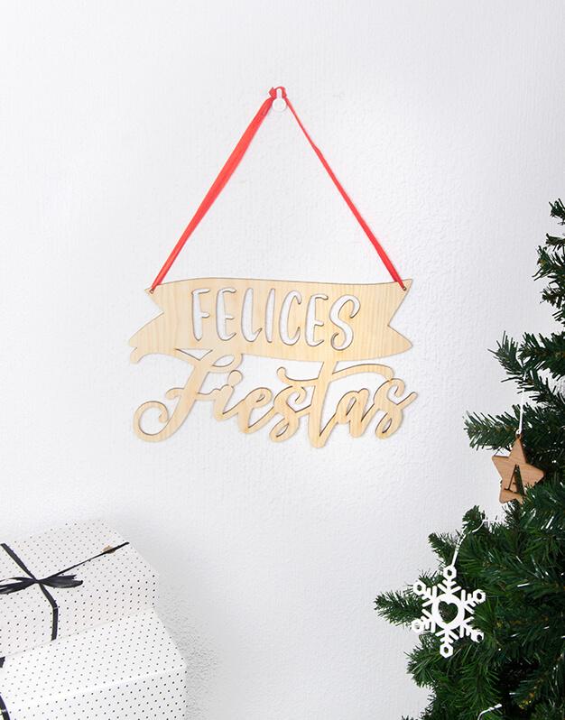 Cartel Guirnalda Ya Vienen Los Reyes para decorar el rincón dónde los Reyes Magos dejarán sus regalos, o sobre el Belén. Descubre toda la decoración naviknots