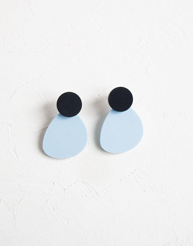 Aquanetta Pendientes Mix & Match para dar un toque alegre a tus outfits. Estos originales pendientes combinan con todo. ¡Diseña tus pendientes!