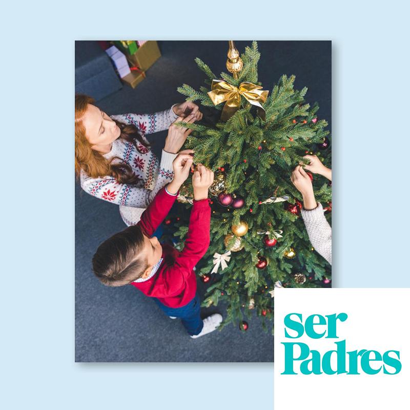 Ideas para poner el árbol de Navidad